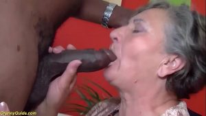 imagen busty 80 years old granny first time interracial fucked