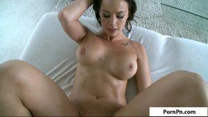 imagen Fondling Sexy Brunette.p9