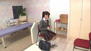 imagen Hot Petite Japanese Teen In Schoolgirl Uniform Fucked During Interview – Part 3