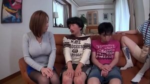 imagen japanese family