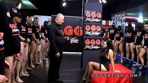 imagen Sluts in extreme gangbang bukkakes orgies